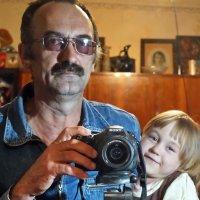 автопортрет :: Владимир Сачко