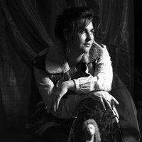 Душа куклы :: Анна Кузнецова