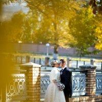 Осенняя свадьба :: Андрей Дорохин