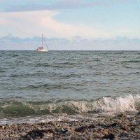 Чёрное море. :: Андрий Майковский