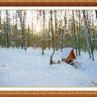 Родник в лесу :: Лидия (naum.lidiya)
