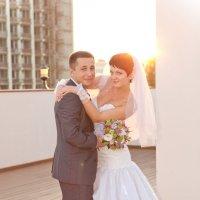 Таня и Владимир :: Роман Кармаев