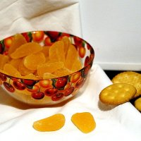 Печеньки  и мармеладные  дольки... Вкуснотища ! :: A. SMIRNOV