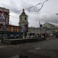 москва :: Дмитрий Паченков