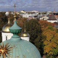 Купола Кремля :: OlegVS S