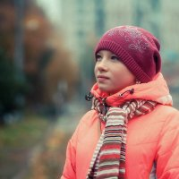 На прогулке :: Татьяна Карелина