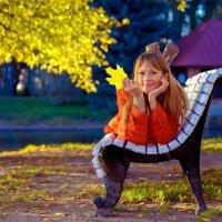В парке :: Юлия Ильина