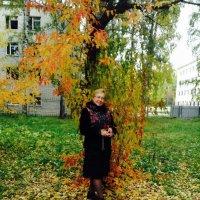 Женщина - осень . :: Мила Бовкун