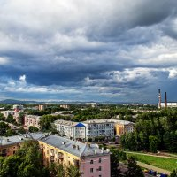 Комсомольск- на- Амуре. :: Поток