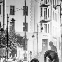 Екатерина Васильева - Строители :: Фотоконкурс Epson