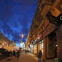 Ночная Москва :: Дмитрий Лебедихин