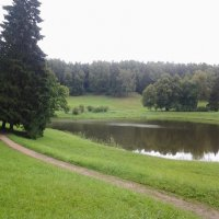 Павловский парк. :: Виктор Елисеев