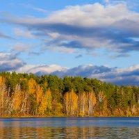 Прогулка по озеру :: Светлана Игнатьева