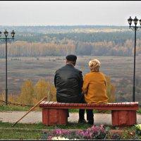 Пущинская Осень... :: Александр Иванов