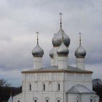 Церковь Преображения Господня на Песках :: Galina Leskova