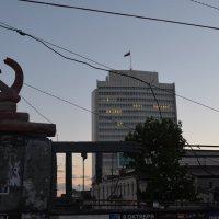 Центр города :: Алёна Меженькова