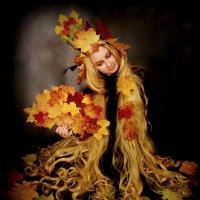 осень-шаманка :: Tati olentsevich