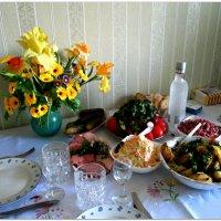 У подруги праздничный обед... :: Тамара (st.tamara)