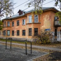 Старый Челябинск :: Марк Э