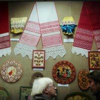 Выставка в Люберецком Краеведческом музее :: Ольга Кривых