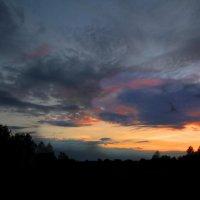 Разрисованное небо :: Mary Коллар