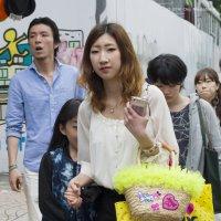 Лучше спрятаться...на всякий случай (Токио, Япония) :: Олег Неугодников