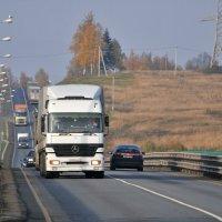 Третье транспортное кольцо :: Андрей Куприянов