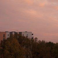 Вид с моего окна :: Артём Исаев