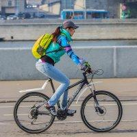 на велосипеде в будущее :: Дмитрий Сушкин
