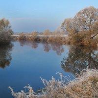 Утро у реки :: Эркин Ташматов