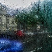 Рисунок, что рисует дождь :: Светлана Игнатьева