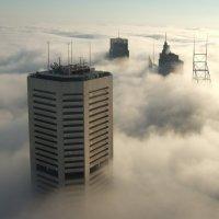 Над облаками... :: Вячеслав Ганиев