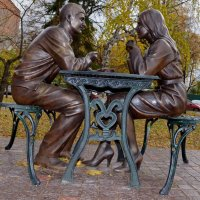 В Омске новый памятник :: Savayr