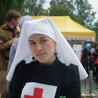 Комсомолка, спортсменка, прощу прощения, просто красавица :: Дмитрий Ерохин