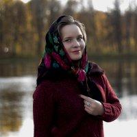 Образ сельской девушки! :: Михаил Краев