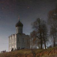 чудо отражения и отражение чуда. :: Евгения Куприянова