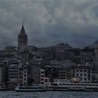 Стамбул. Генуя в Константинополе :: Дмитрий Близнюченко