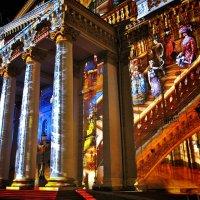 Фестиваль света - Большой театр :: Ирина Князева