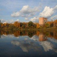 Осенний городок :: lady-viola2014 -