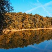 Осень золотая :: Иван Анисимов