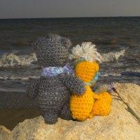 Прощание с морем :: Mishka-D2008 ( Мишкина )