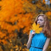 Кленовый лист :: Женя Рыжов