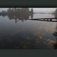 Утро. Облака в реке :: Арсений Корицкий