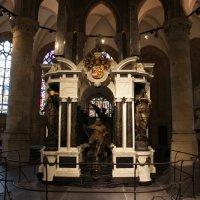 Дельфт. Новая церковь. Гробница Вильгельма Оранского (1616 -1620) :: Елена Павлова (Смолова)