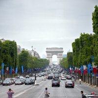 Елисейские Поля. Париж. :: Max Golovanov