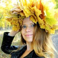 Каждая осень – это пора воспоминаний о ярких моментах лета… :: Оксана Мельниченко
