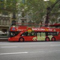 Barselona Bus Turistic :: Шурик Волков