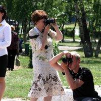 Два фотографа. :: Viktor Сергеев