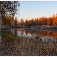 Уж небо осенью дышало... :: Павел Галактионов