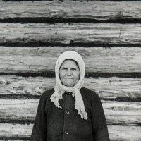 Женщина труженица (оцифровка пленки 1962 г.) :: Николай